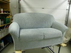 Sohvan irtohuppu