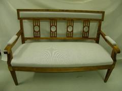 Sohva 1800-1900-lukujen vaihteesta