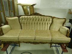 Rokokoo-tyylinen sohva