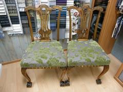 Chippendale tuolit