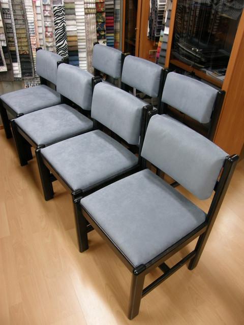 Ruokailuryhmän tuolit