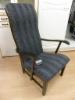 Tuoli kunnostettuna