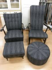 Raita-tuolit
