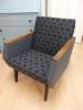 Nojatuoli 50-60-luvulta