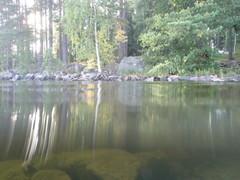 Veden kestävä kamera
