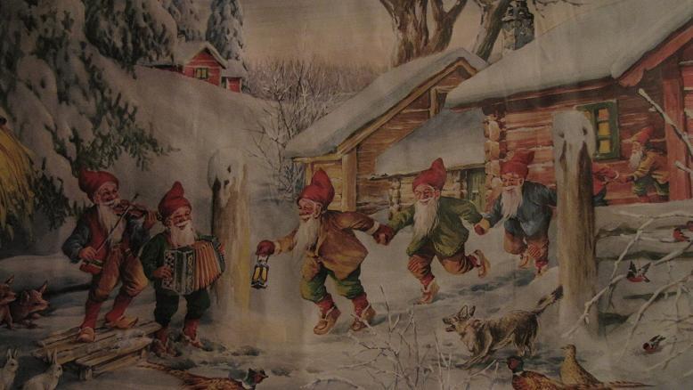 Vanha Joulukuva