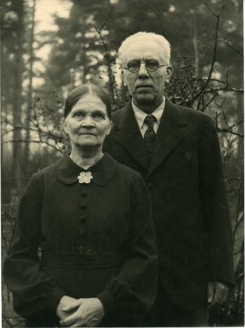 waldemar ja helma piha 1943