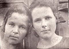 emmi hiunu (vas) 1901-79 oik mahd. hanen sisar n. 1925