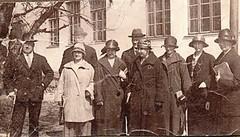 tyrvaan yhteiskoulun opettajia 1920-l loppu