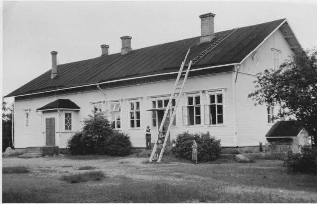 tyrvaankylan koulu 1920-50
