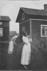 kortti helma pihalle 1918