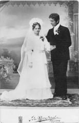 helma ja waldemar haakuva 1905