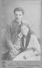 helma ja waldemar piha 1918