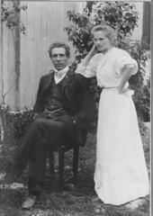 waldemar ja helma piha n.1908