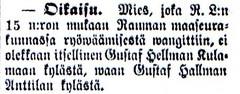 rauman lehti 30.4.1887