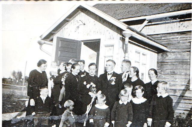 Häät 27.9.1936 Kulju