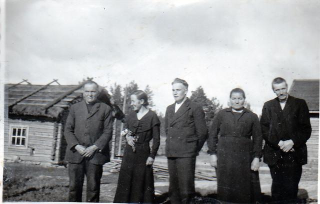 Johan Elonen-Marttila 1936