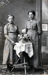 fanni ja aina elonen 1915
