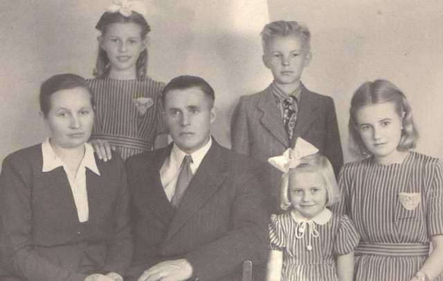 hilma ja esko yrjanen 1948