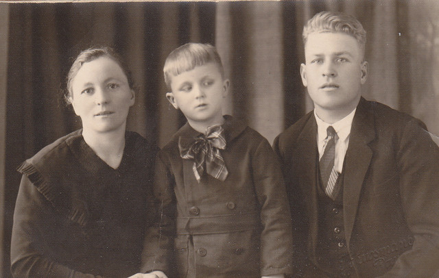fanni ja nestor peravainio 1934