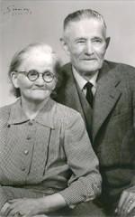 anna ja oskari niemi 1954