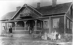 emil helkion maatalo heikkila lempaalassa. perhe ehti asua vain vuoden, koska punakaarti poltti talon 12.4.1918 vapaussodan aikana