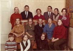 aarne ja liisi lehtosen (helkiö) perhetta