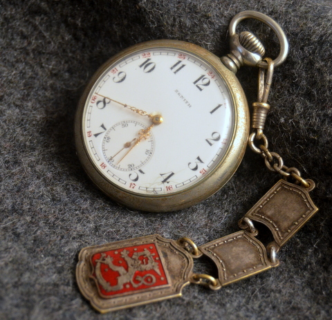 Zenith kellot hinta