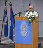 Piispa Kalevi Toiviainen piti saarnan