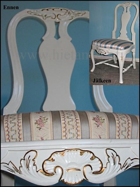 Rokokoo-tuoli