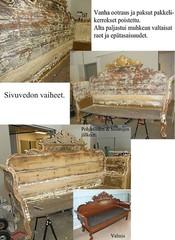 Sivustavedettä sänky
