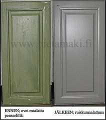 Kaapiston ovi