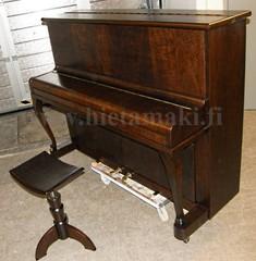 Petsattu piano