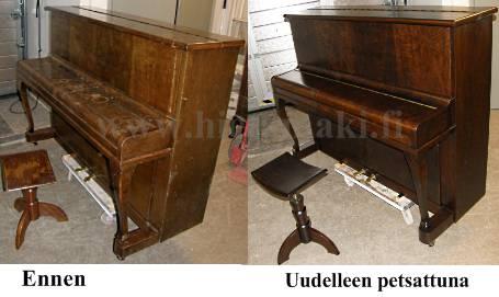 Entisöity piano