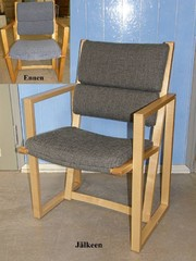 Julkisentilan tuoli