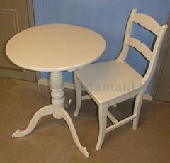 Fasaanipöytä & tuoli