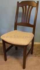 Ruokailuryhmän tuoli