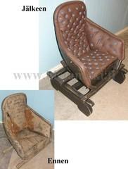 Heppatytön tuoli