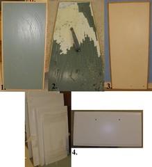 Kaapisto-oven vaiheet