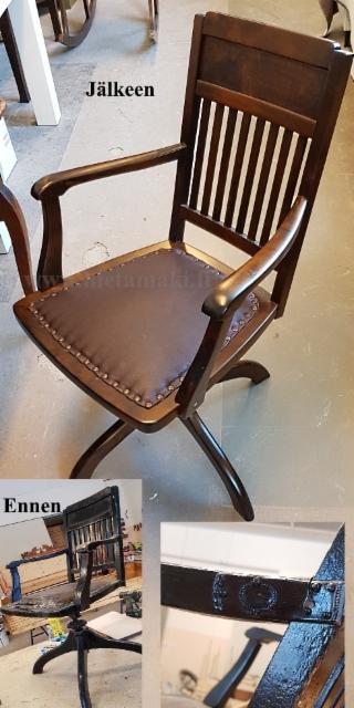 Petsattu tuoli