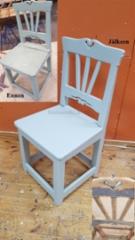 Wanha tuoli