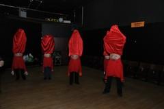 pikkujoulut 2010 tanssiryhmä