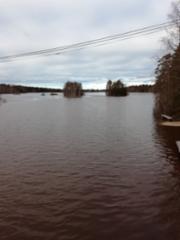 Kuva sillalta pohjoiseen 23.02.202