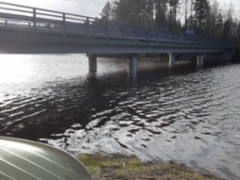 Vesi 90cm normaalin yäpuolella 23.02.2020