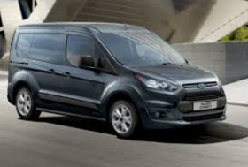 Ford Transit Connect varusteet