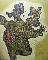 Tanssiva figuuri - Dansande figur