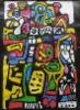 Färgkomposition - Värisommitelma