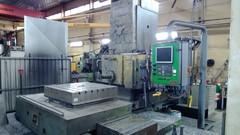 Scharmann ecocut 1 CNC-aarpora. X 1720mm Y 1200mm Z 800mm