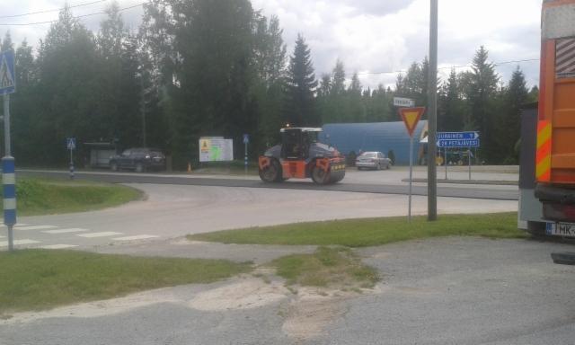 asfalttikone