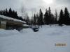 On sitä lunta Höytiällä 24.3.2018